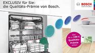 Bosch Qualitäts-Prämie