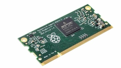 Raspberry Pi 3 Compute Module.