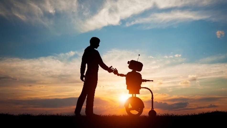 Industrielle Romantik: Wie können Mensch und Roboter gut zusammenarbeiten?