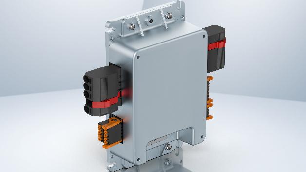 Der Variotronic VTD-24.40-K4 verfügt über eine RS-485-Schnittstelle für Parametrier- und Diagnosezwecke.