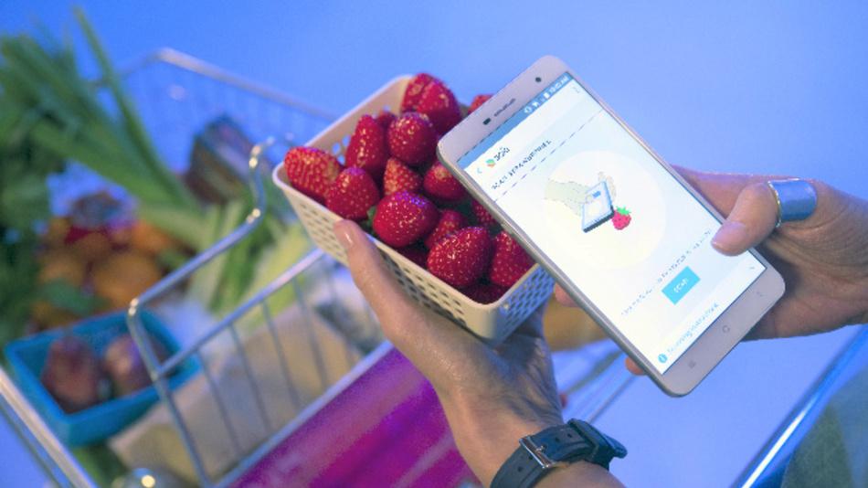 Das Changhong H2 verfügt als erstes Smartphone über einen integrierten Molekularscanner.