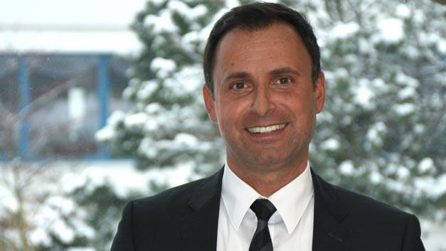 Seit 1.1.17 ist Stavros Mitrakis Vorsitzender der Geschäftsführung bei Preh Car Connect.