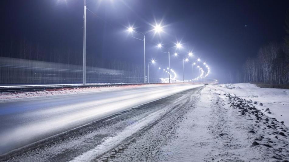 Dank eines neuen Schaltungsdesigns ist die LED-Straßenleuchte des KIT nochmals deutlich sparsamer als bisherige Varianten.