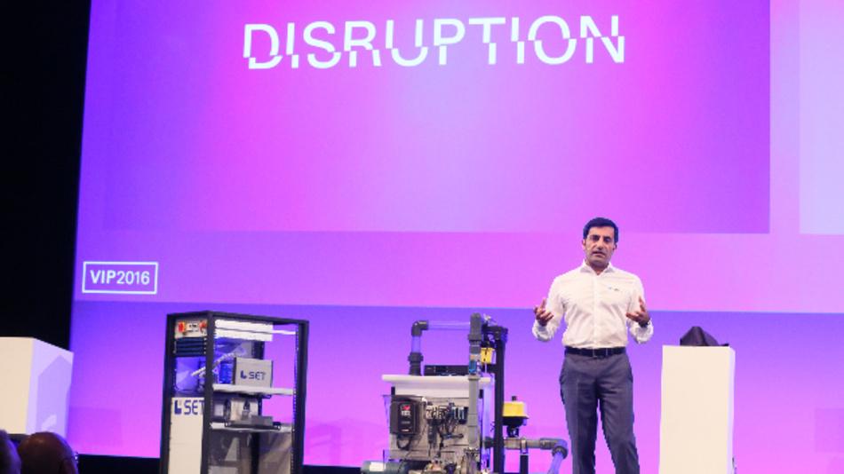 Rahman Jamal ist Global Technology & Marketing Director bei National Instruments.