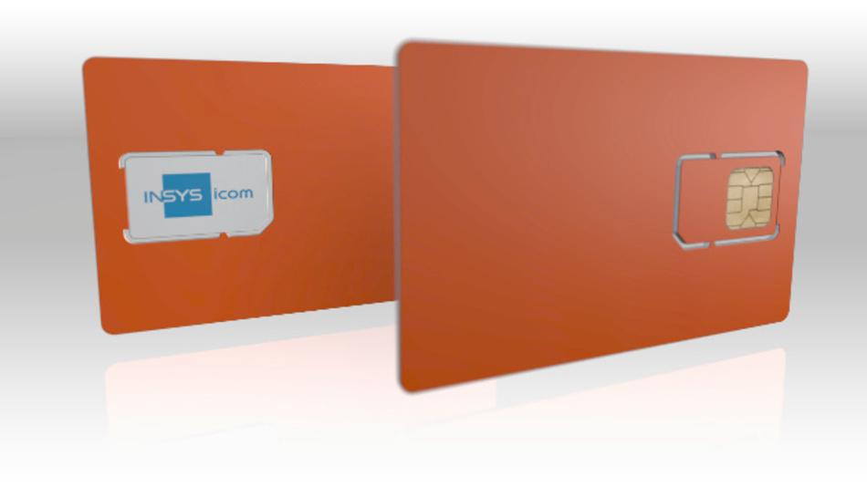 Mit seinen neuen M2M-SIM-Services bietet Insys icom SIM-Karten für M2M- und IoT-Anwendungen, die sich bedarfsorientiert aktivieren und deaktivieren lassen.