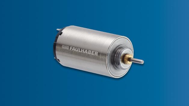 Die kompakten Motoren sind für Präzisionswerkzeuge geeignet.