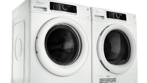 Whirlpool waschmaschinen und trockner für den kommerziellen