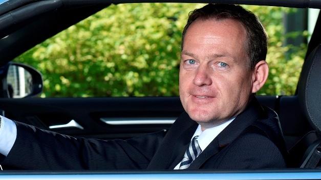 Verstärkt künftig die Geschäftsführung der TÜV Nord Mobilität: Hartmut Abeln (47)