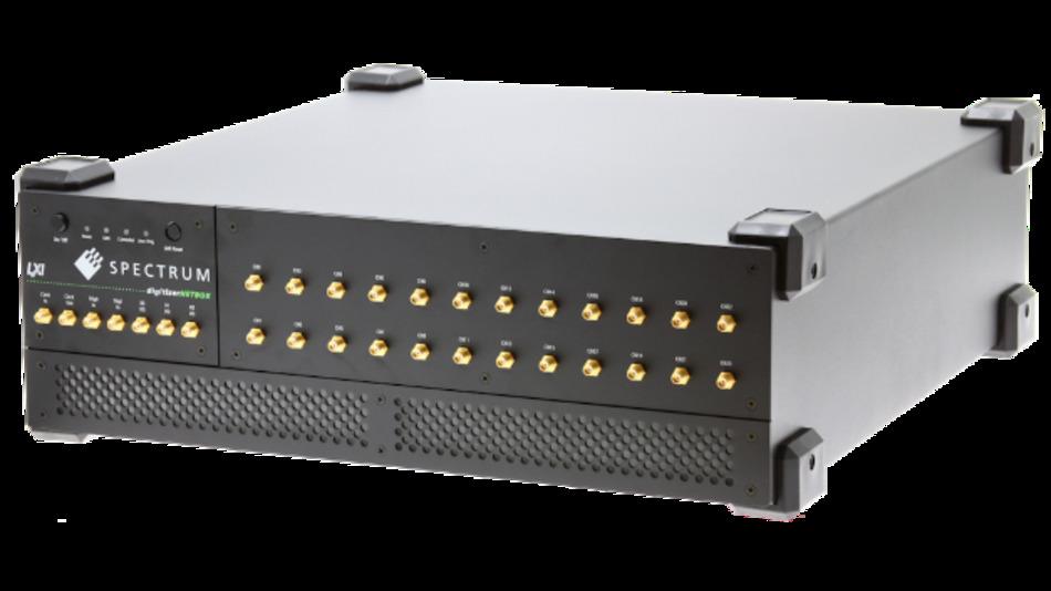Die Digitizer der DN6.44x-Reihe von Spectrum stehen in Ausführungen mit 14 bit oder 16 bit zur Verfügung.