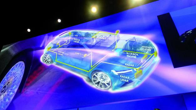 Im Automotive-Markt herrscht Bewegung