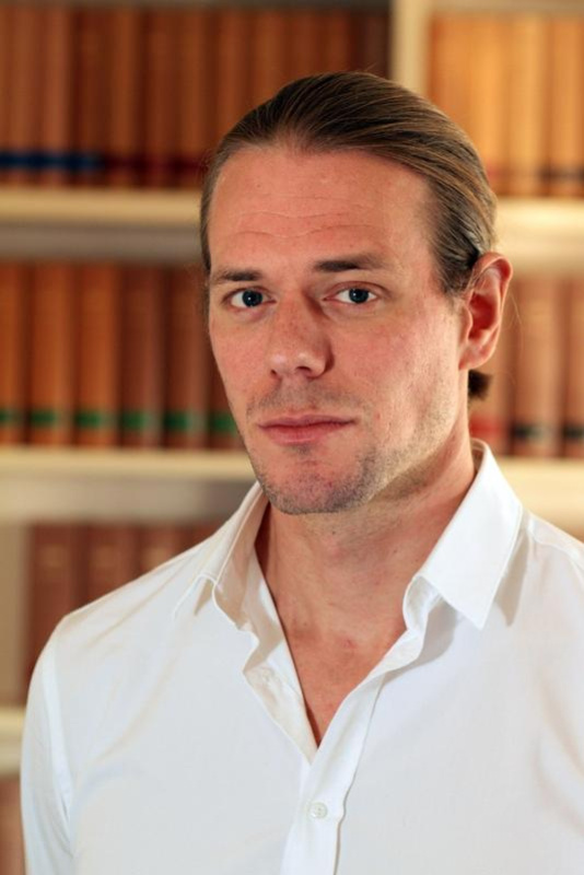Dr. Maximilian Becker meint: »Wenn Europa zur digitalen Wüste wird, haben wir auch nichts gewonnen.«