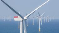 ScottishPower Renewables betreibt bereits 30 Windfarmen, die über 1.600 MW generieren. Der hier fotografierte Windpark West of Duddon Sands war das erste Off-Shore-Projekt