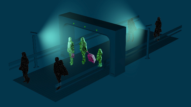 3D-Bildgebung mit dem Time-of-Flight-Prinzip soll mit dem Chipset und Evaluierungskit von Melexis vereinfacht und beschleunigt werden.