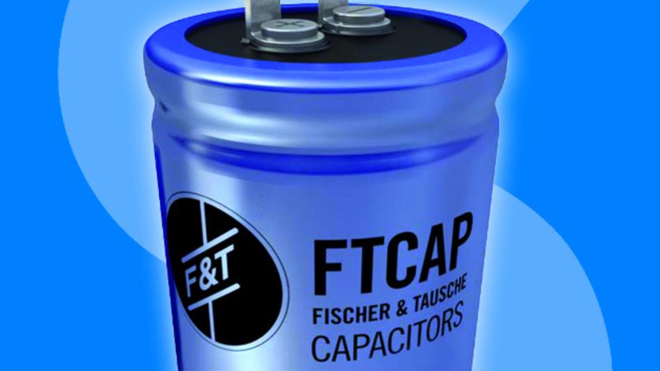 LFA- und GMB-Kondensatoren von FTCap bedienen (Schalt-)Netzteile, Computer, Industrie-Elektronik, Antriebe und Schweißgeräte