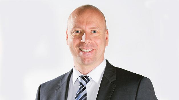 Holger Ruban, CEO bei Conrad Electronic