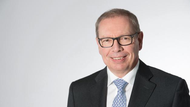 Jürgen Dietz,  Vorstandsvorsitzende der Ansmann AG in Assamstadt