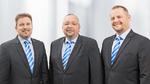 Neue Köpfe im Vetriebs- und Key-Account-Management-Team