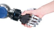 Die Fingerhand »Schunk SVH 5« ist laut Hersteller Schunk der weltweit erste DGUV-zertifizierte Greifer für den kollaborativen Betrieb.