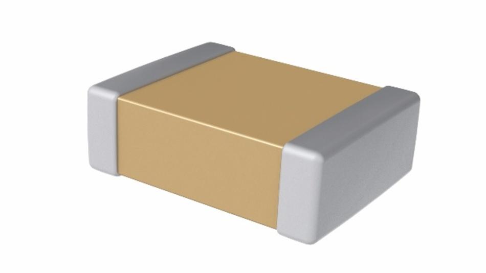 Keramikkondensatoren für Nennspannungen bis 200 V