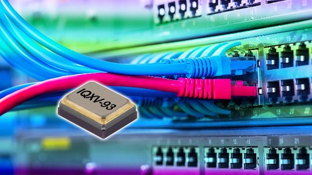 Die Quarzoszillatoren der IQXV-93-Serie von IQD sind für den Frequenzbereich von 8 MHz bis 1,5 GHz lieferbar.