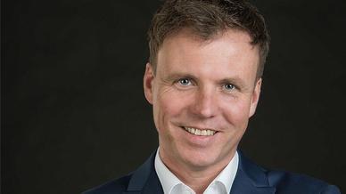 Carsten Heidbrink von Cisco Deutschland