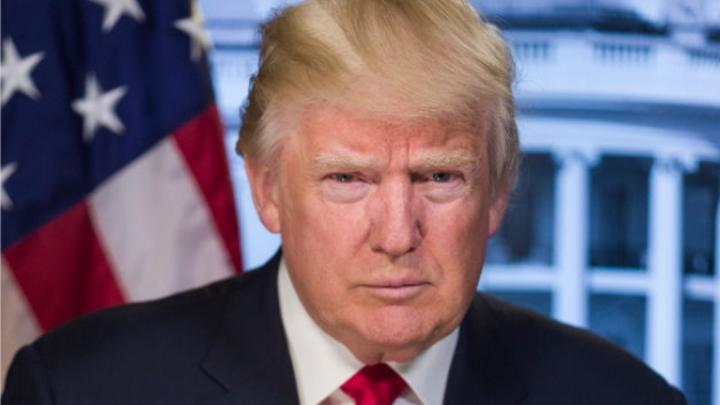 Donald Trump, US-Präsident