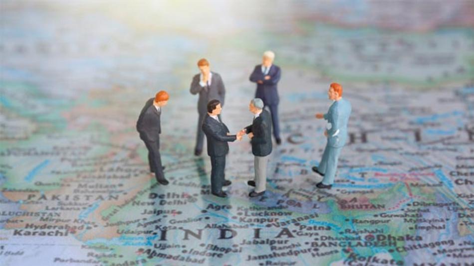 """""""Indisch sein in Indien"""": Unter diesem Motto steht die Partnerschaft der Groupe PSA und CK Birla Group."""