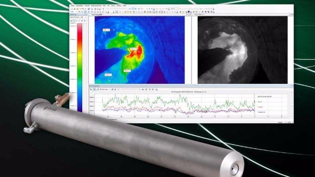 Neue Hochtemperatur-Wärmebildkamera Pyroinc 768N von Dias Infrared