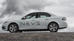 NEVS baut ab Ende des Jahres den Saab 9-3 EV in China