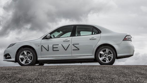 Ab Ende 2017 will NEVS den von Saab vorentwickelten 9-3 EV in China produzieren.