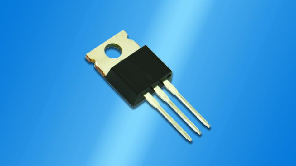 Der erste MOSFET der vierten E-Serie-Generation ist ein 600-V-Baustein im TO-220AB-Gehäuse.