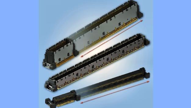 Highspeed-SMT-Steckverbinder