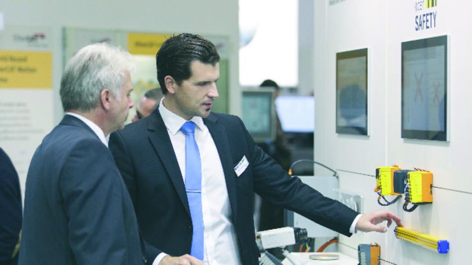 Auf der embedded world will die EPSG zeigen, wie Powerlink und OPC UA die schnittstellenfreie Kommunikation vom Sensor bis in die Cloud ermöglichen.