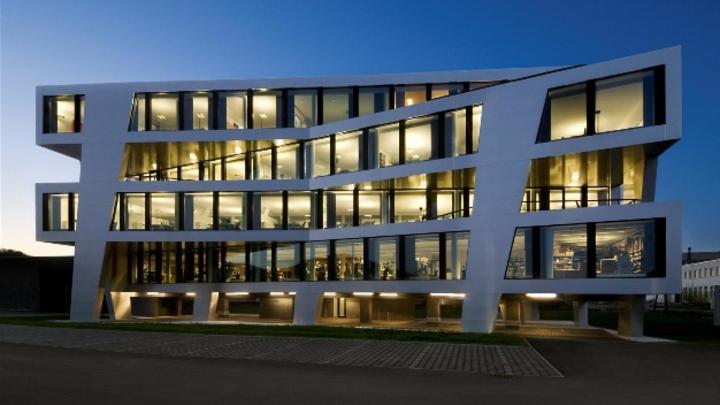 Göpel electronic Jena Firmengebäude