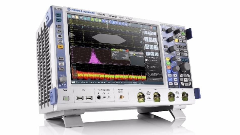 Zuwachs in der R&S-RTO2000-Oszilloskop-Serie von Rohde & Schwarz