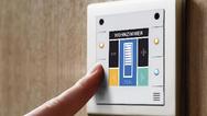 Der KNX-TP-Schalter ist ohne Plug-In direkt in der ETS konfigurierbar.