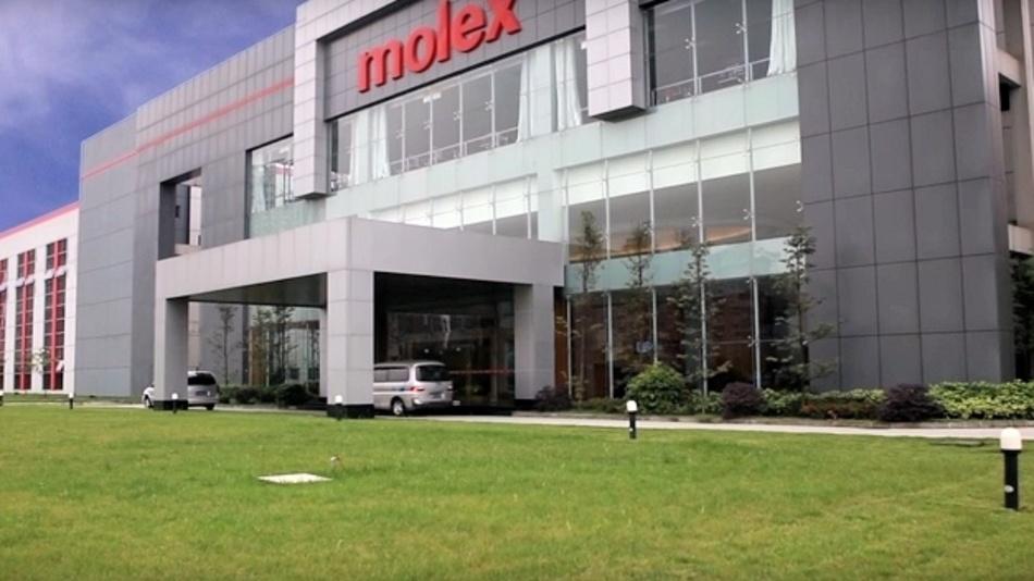 Molex hat seinen Hauptsitz in der US-Stadt Lisle nahe Chicago