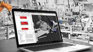 Software zur intuitiven Bedienung von Robotern von Artiminds