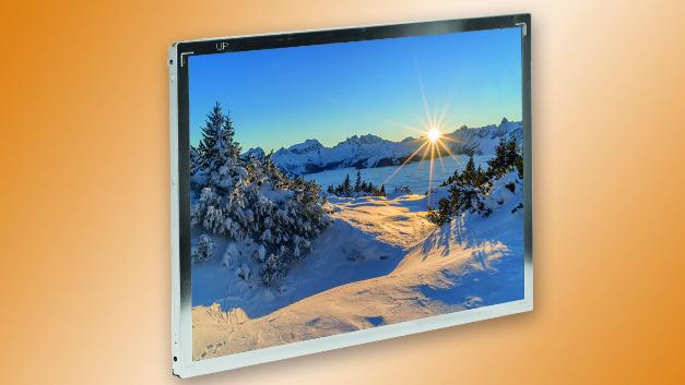 AUOs 15-Zoll-TFT-Display G150XTK01 (Vertrieb: Hy-Line) mit einer Auflösung von 1024 x 768 Pixel basiert auf On-Cell-Touch-Technologie.