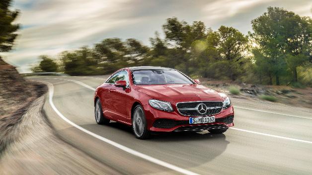 Mercedes-Benz auf dem Weg in ein erfolgreiches Jahr.