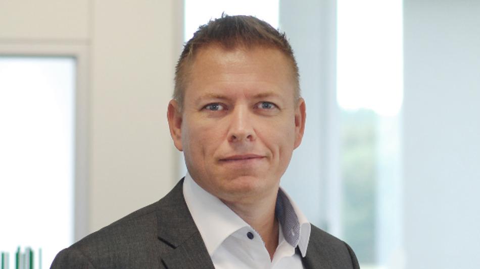 Christoph Böhle, Leiter Vertrieb bei Ultratronik, verhandelte mit LG Display