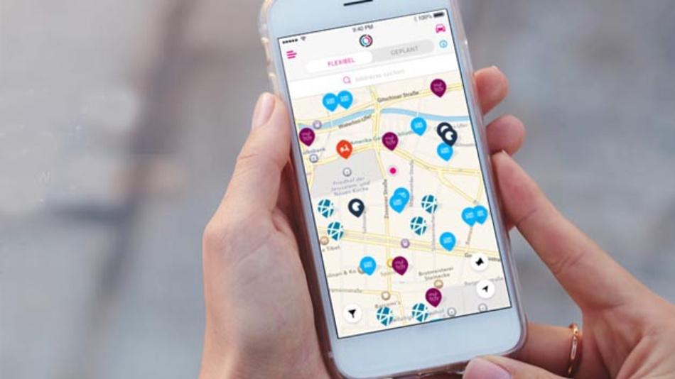 Die App Free2Move bietet PSA-Kunden über eine Plattform ein umfassendes Angebot an Mobilitätsdienstleistungen, die das Leben erleichtern sollen.