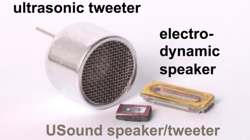 USound und Fraunhofer Institute entwickeln Mikro-Lautsprecher mit innovativer MEMS-Technologie