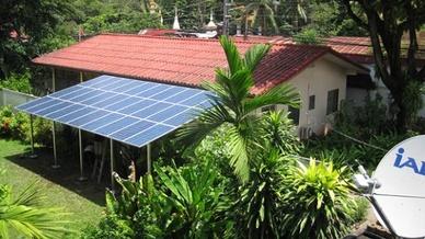 dena-RES-Programm: PV-Anlage in Laos