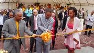 Eröffnungsfeier in Äthiopien