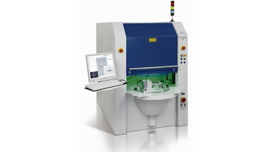 LPKF Microline 3D 160i Direktstrukturierer