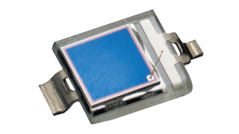 Photodiode für AR- und VR-Anwendung.