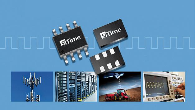 Herzstück von SiTimes Elite-Plattform sind robuste, zuverlässige TempFlat-MEMS-Resonatoren.