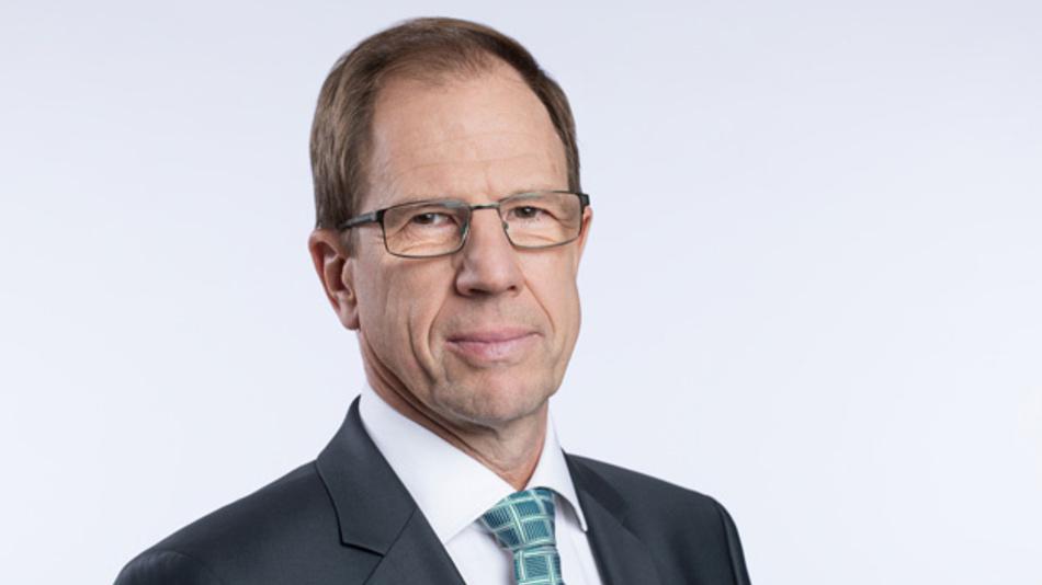 Dr. Reinhard Ploss, Vorsitzender des Vorstands der Infineon Technologies AG