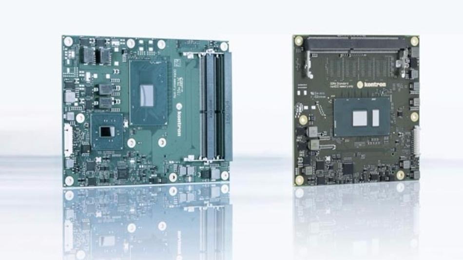 Das Kontron pITX-APL ist ein PicoITX-Boardformat mit 70 x 100 mm², auf dem Kontron die neueste Intel-Prozessorgeneration verbaut.